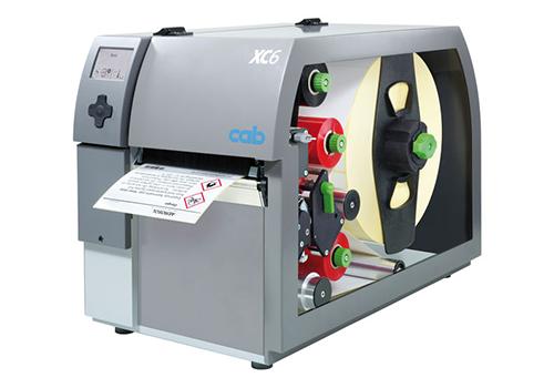 CAB XC model printer