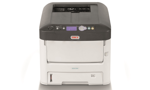 OKI 7 series full colour sheet-fed laser printer