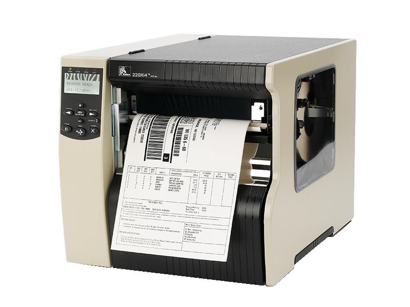 Zebra 220Xi Thermal Transfer Printer