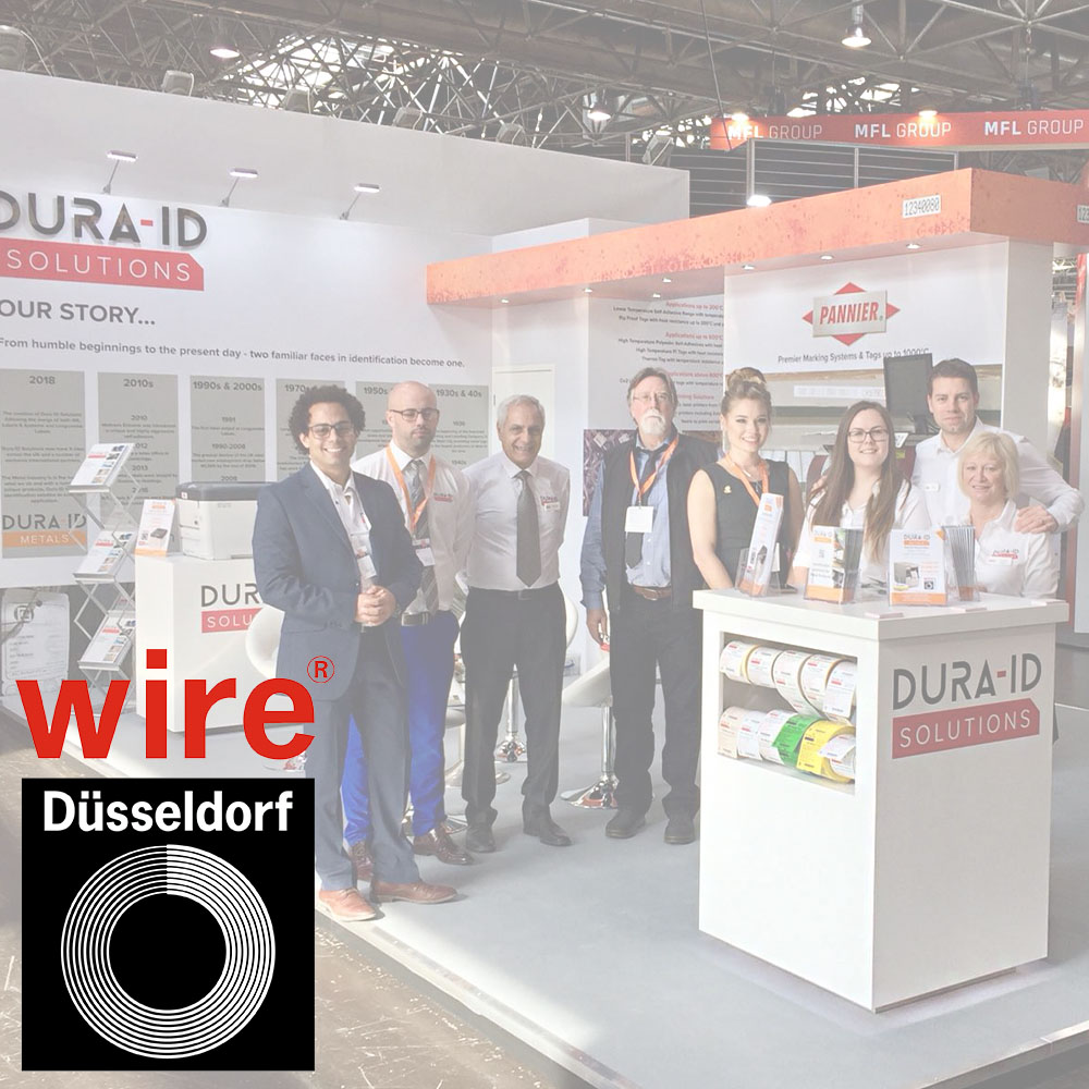 Image of Wire 2018 show for the metals market in Germany