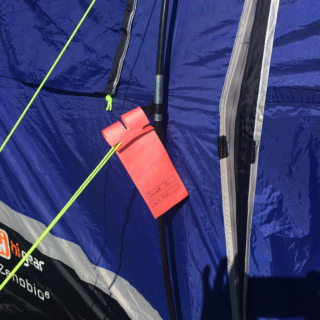 Lowis Ltd's Coloured Tent Tags are a Real Hit.​ thumbnail