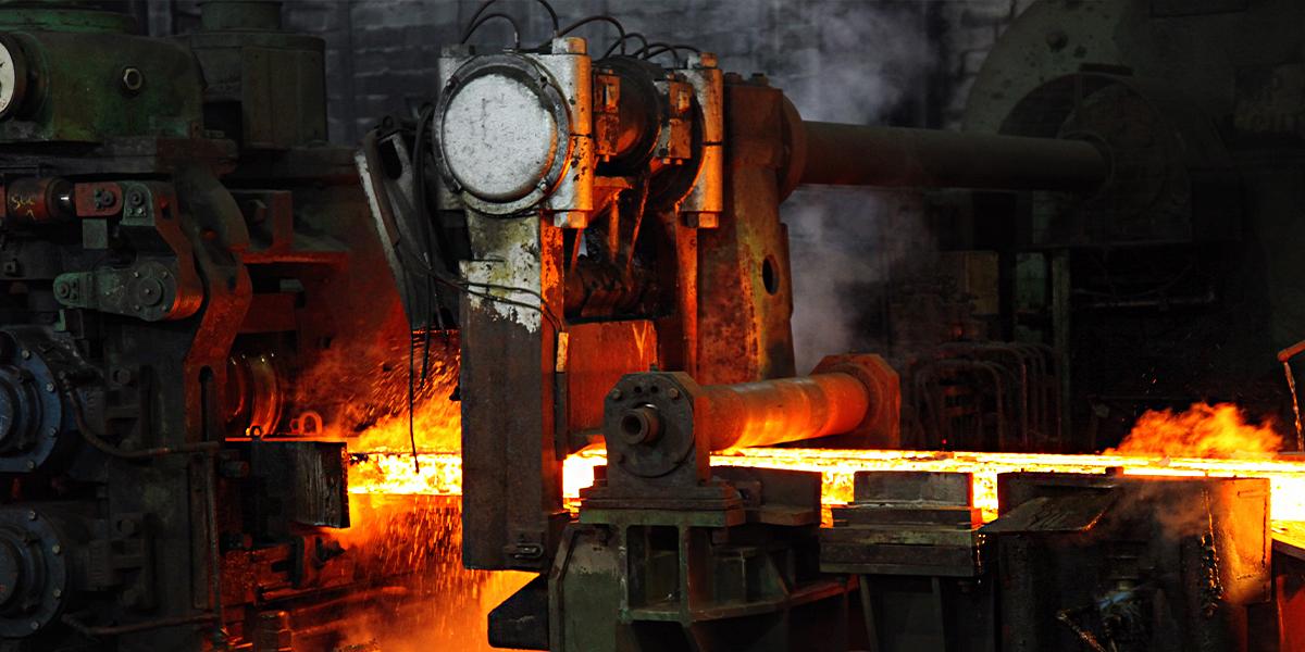 Hot metal processing