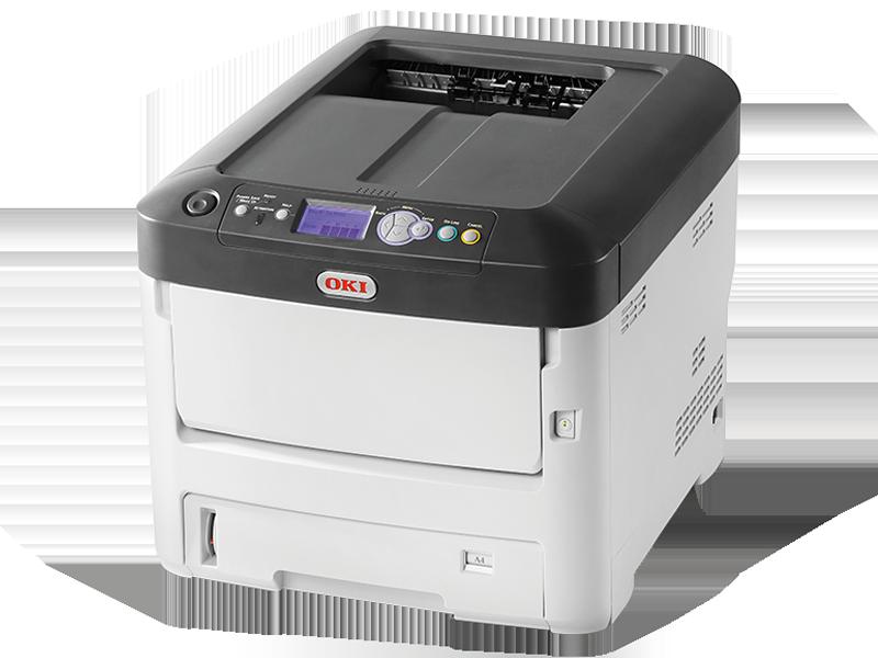 OKI 7 series full colour laser printer