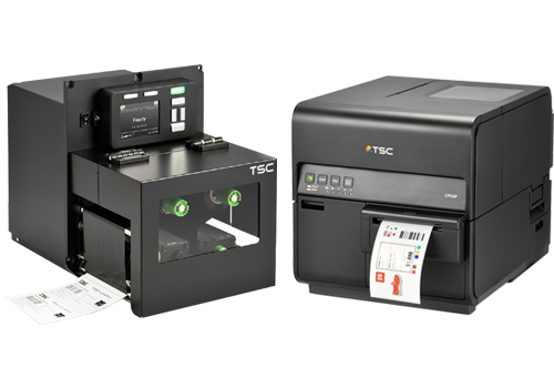 Other TSC Thermal Transfer Printers including PEX-100 and CPX4