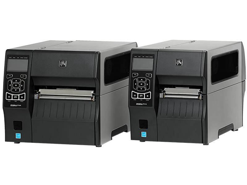 Zebra ZT Series Thermal Transfer Printers