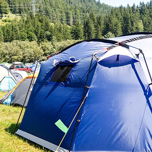 Camping & Caravan Identification
