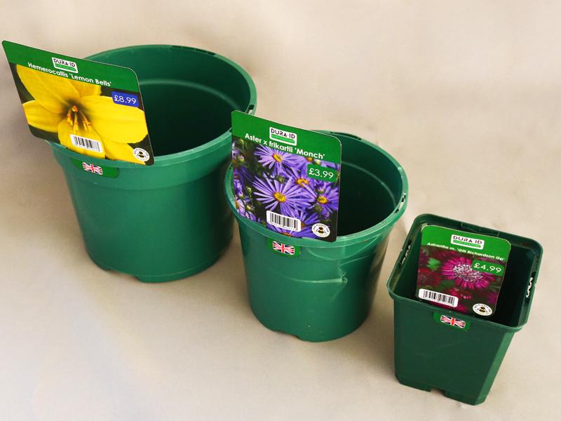 Hortipix Pot Lock Samples