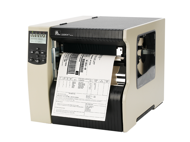 Zebra 220Xi Thermal Transfer Printer