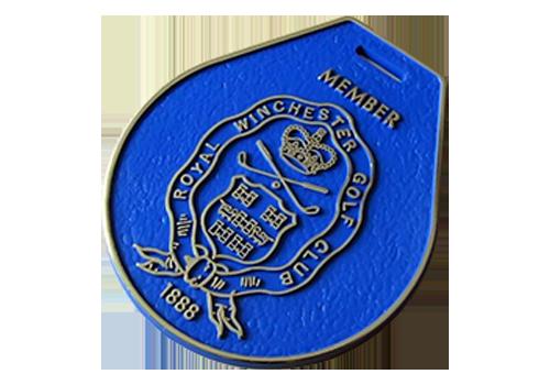 Custom Relief Membership Tag