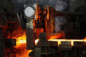 Hot metal processing