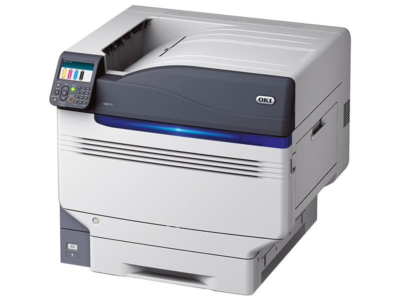 OKI 9 series laser full colour printer