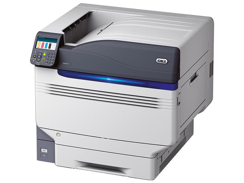 OKI 9 series laser full colour printer