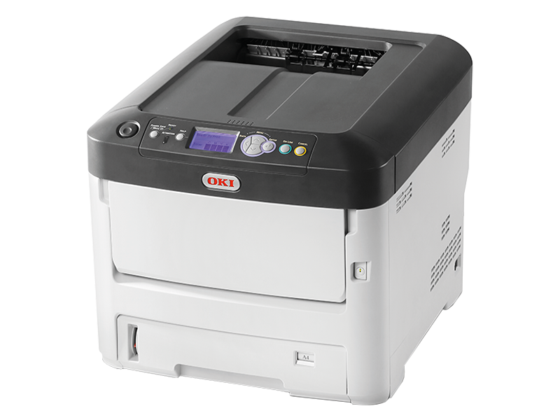 OKI 7 series full colour laser printer