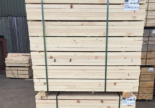 Adhesive Labels for Timber