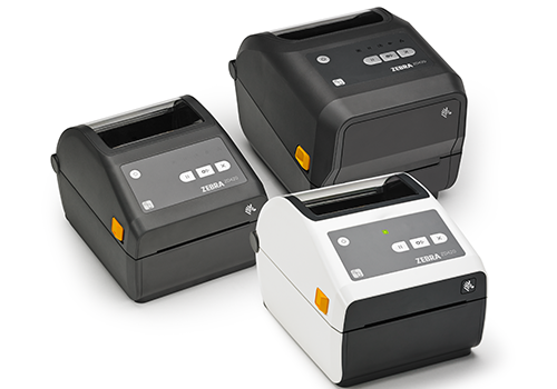 Group of other zebra printers