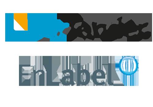 BarTender and EnLabel Software Logos