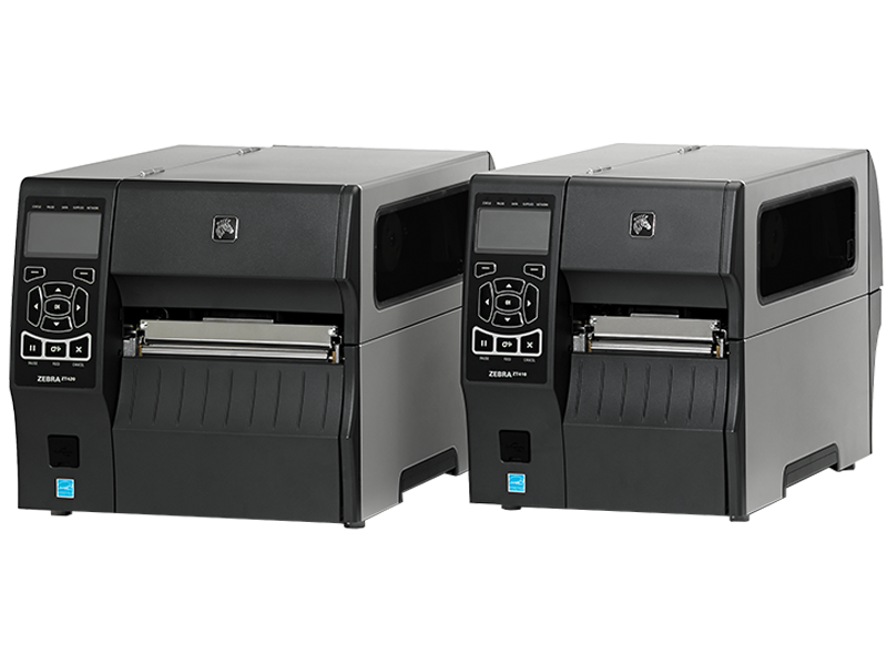 Zebra ZT Series Thermal Transfer Printers